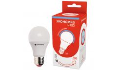 Лампа светодиодная ЭКО_Экономка _А60_25W/6500K_E27 _Стандарт