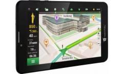 "Автомобильный навигатор GPS Navitel T700 3G 7"" 1024x600  microSD BT черный Navitel"