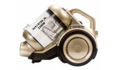 Пылесос Supra VCS-2234 золотистый 2200Вт колба 3,5л, рег на корпусе