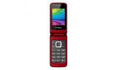 Мобильный телефон teXet TM-204 красный