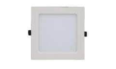 Панель светодиодная квадратная ASD SLP-eco 8Вт 230В 4000К 560Лм 108х108х23мм белая IP40