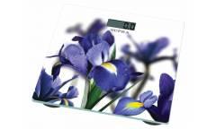 Весы напольные электронные Supra BSS-2003 стекло с рисунком 180кг