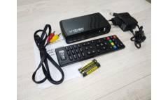 Тюнер T2 DiViSat Hobbit Unit GX (YouTube, Gmail, IPTV, Megogo, погода, RSS чтение)  черный