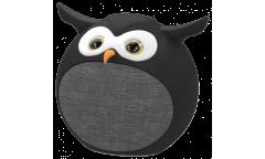 Беспроводная (bluetooth) акустика Ritmix ST-110BT Owl black