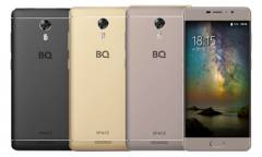 Смартфон BQ-5202 Space Lite Золотой