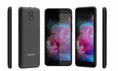 Смартфон Maxvi MS502 (Orion) black