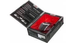 Мышь A4 Bloody TL8 Terminator черный/серебристый лазерная (8200dpi) USB2.0 игровая (9but)