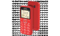 Мобильный телефон Maxvi B2 red