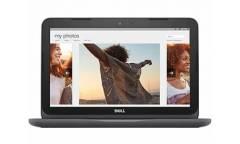 """Ноутбук Dell Inspiron 3180 A9-9420e/4G/128GB SSD/11,6""""HD /noODD/Linux/Silver"""