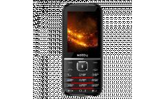 Мобильный телефон Nobby 310 черно-серый