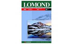 Фотобумага Lomond A4 200 г/м2 глянц 50л