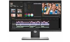 """Монитор Dell 27"""" UltraSharp UP2716D черный IPS LED 16:9 HDMI матовая HAS Pivot 300cd 178гр/178гр 2560x1440 DisplayPort QHD USB"""