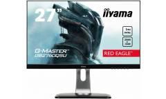 "Монитор Iiyama 27"" G-Master GB2760QSU-B1 черный TN+film LED 1ms 16:9 DVI HDMI M/M матовая HAS Pivot 350cd 170гр/160гр 2560x1440 DisplayPort QHD USB 6.4кг"