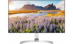 """Монитор LG 27"""" 27MP89HM-S серебристый IPS LED 16:9 HDMI матовая 250cd 178гр/178гр 1920x1080 D-Sub FH"""