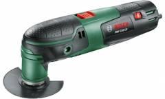 Многофункциональный инструмент Bosch PMF 220 CE 220Вт зеленый/черный