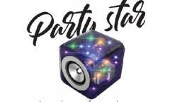 sp Smartbuy PARTY STAR, RGB, Bluetooth, 3 Вт