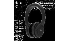 Наушники беспроводные (Bluetooth) Ritmix RH-455BTH Black накладные c микрофоном черные