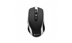 mouse Canyon Wireless Rechargeable Mouse with Pixart sensor, 6keys, Silent switch