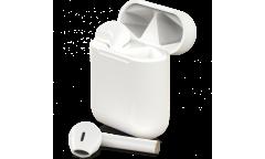 Наушники беспроводные (Bluetooth) Ritmix RH-804BTH TWS белые