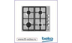 Газовая варочная поверхность Beko HIZG64125X нержавеющая сталь