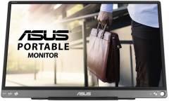 "Монитор Asus 15.6"" Portable MB16ACE темно-серый IPS LED 16:9 матовая 250cd 178гр/178гр 1920x1080 FHD USB"