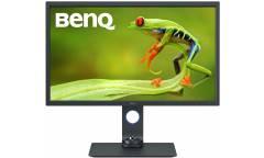 "Монитор Benq 32"" SW321C черный IPS LED 16:9 HDMI матовая HAS Pivot 1000:1 250cd 178гр/178гр 3840x2160 DisplayPort Ultra HD USB 11.8кг"