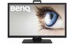 "Монитор Benq 24"" (60.69см) BL2483TM черный TN LED 16:9 DVI M/M матовая HAS Pivot 250cd 170гр/160гр 1920x1080 D-Sub DisplayPort FHD 5.6кг"