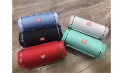 Беспроводная (bluetooth) акустика Portable TG116 зеленый