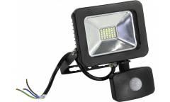 Светодиодный (LED) прожектор FL Sensor Smartbuy-20W/6500K/IP65 с регулируемым датчиком движения