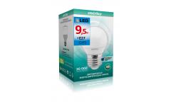 Светодиодная (LED) Лампа Smartbuy-G45-9,5W/6000/E27