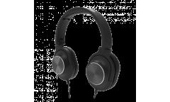 Наушники Ritmix RH-610M накладные с микрофоном Black