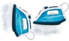 Утюг Bosch TDA1024210 белый/голубой 2400Вт