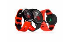 Умные часы Xiaomi Amazfit Pace Smartwatch A1612 (Красный)+