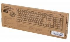 Клавиатура Oklick 180M черный USB