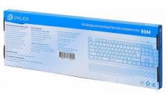 Клавиатура Oklick 90M черный USB