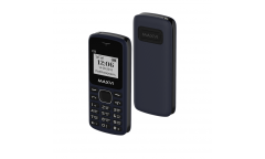 Мобильный телефон Maxvi C23 blue-black (Без зарядки)