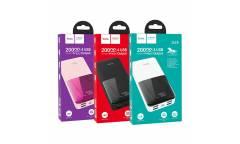 Внешний аккумулятор Hoco J42A High power mobile 20000 mAh Black