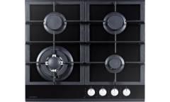 Газовая варочная поверхность Darina 1T3 C 308 B стекло черное