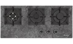 Газовая варочная поверхность Gefest ПВГ 2150-01 К93 черный