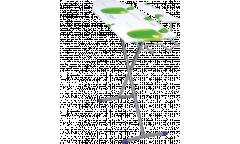 Гладильная доска ЛИНА 1 ,ДСП (1220х345мм) вес изделия- 4,52кг подрукавник