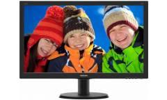 "Монитор Philips 23.8"" 240V5QDAB (00/01) черный IPS LED 16:9 DVI HDMI M/M матовая 250cd 1920x1080 D-Sub FHD 4.08кг"