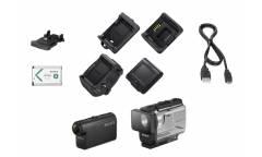 Камера Sony HDR-AS50VR 1xExmor R CMOS 11.1Mpix черная