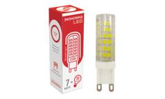 Лампа светодиодная ЭКО_Экономка _G9_7W/4500K_ G9