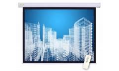 Экран Cactus 152x203см Motoscreen CS-PSM-152x203 4:3 настенно-потолочный рулонный (моторизованный привод)