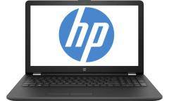 "Ноутбук HP 15-bw007ur 1ZD18EA 15.6""HD noGl/ AMD E2-9000 /4Gb/128Gb SSD/AMD Radeon R2/No ODD/Win10 Jet Black"