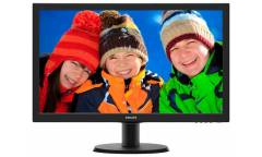 "Монитор Philips 23.6"" 243V5LSB/01(00) Black"