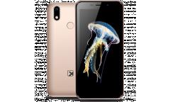 Смартфон teXet TM-5081 золотой