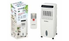 Охладитель воздуха Endever Oasis 510, белый 130 Вт c функцией увлажнения, очищения и ионизации