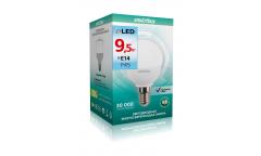 Светодиодная (LED) Лампа Smartbuy-P45-9,5W/4000/E14
