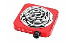 Плитка электрическая Centek CT-1508 (Red) 1конфорка ТЭН 140мм, 1000Вт, индикатор работы